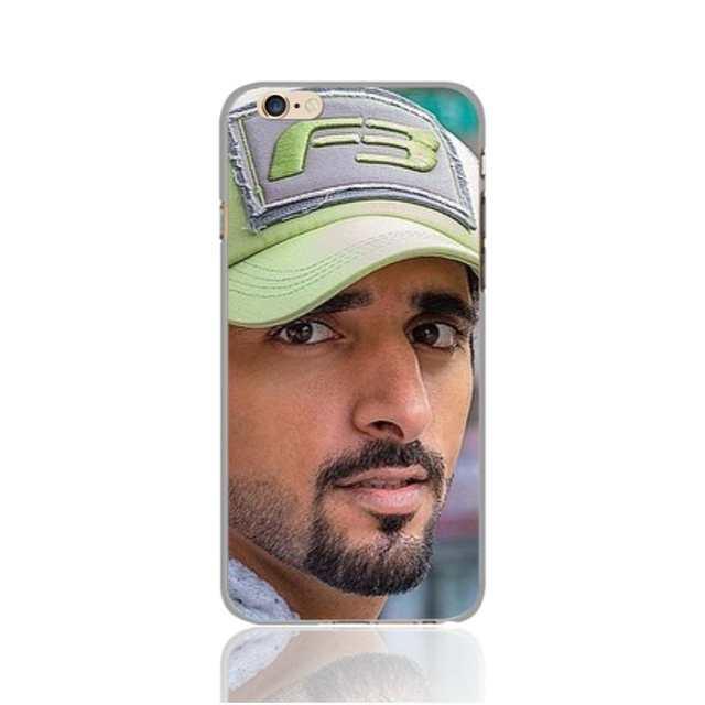 US $19 99 |Sheikh Hamdan bin Mohammed bin Rashid Maktoum Prince of Dubai  Case cover for iphone 6 6S PLUS 5 5S 5C 4 4S Case free shipping on