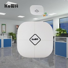 600Mbps Wireless Wifi Router Ceiling AP Router Dual Band Indoor Access Point Wifi Repeater Wifi Extender Do Not Include 48V POE