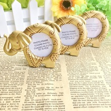 37b3ab32b4c (18pcs Lot)FREE SHIPPING+Lucky Golden Elephant Picture Frame Place Card  Holder