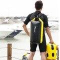 Новая утолщенная Водонепроницаемая водонепроницаемая сумка для лодок  байдарок  рафтинг  спортивные плавающие сумки для хранения