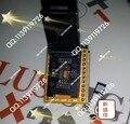 QFN8 к DIP8 Программист Адаптер WSON8 DFN8 MLF8 в DIP8 разъем для 25xxx 6x8 мм Шаг = 1.27 мм
