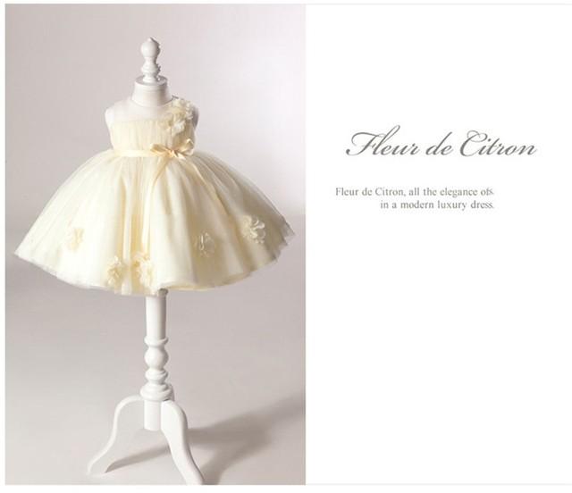 Fleur de Citroen Gown
