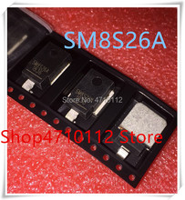 NEW 10PCS/LOT SM8S26A SM8S26AHE3/2D DO-218AB IC
