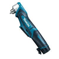 Makita 10.8V Rechargeable Lithium Battery Narrow Space Dedicated Elbows Screwdriver 800rpm DA330DWE Free SHipping