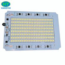 Led100w 150w 200w projectine lamp aluminum plate flood light smd source 100w led lighting beads chip