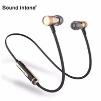 Sound Inone H6s Sport Wireless Earphones Stereo Music Bluetooth Earphone With Mic In Ear Headset For