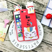 Buy judy fashion and get free shipping on AliExpress com Fashion Cute 3D Cartoon Judy Rabbit Bear Lucky Cat Soft TPU Phone Cover  Case For IPhone