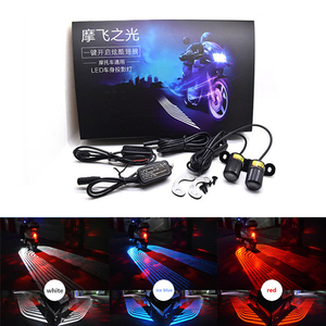 2PCS Motorcycles LED Projector