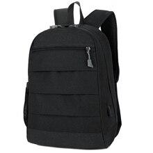 купить Men Women Backpacks Multifunction 15 inch Laptop Backpack USB Charging Travel Waterproof School Bag For Male Female Back Pack дешево