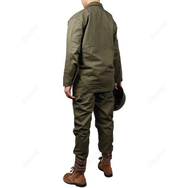 Фото wwii сша hbt verde uniforme camicia giacca e pantaloni армейский цена