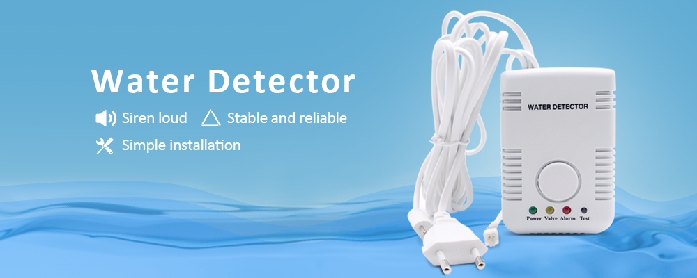 dn15 dn20 manipulador válvula sensor inundação água
