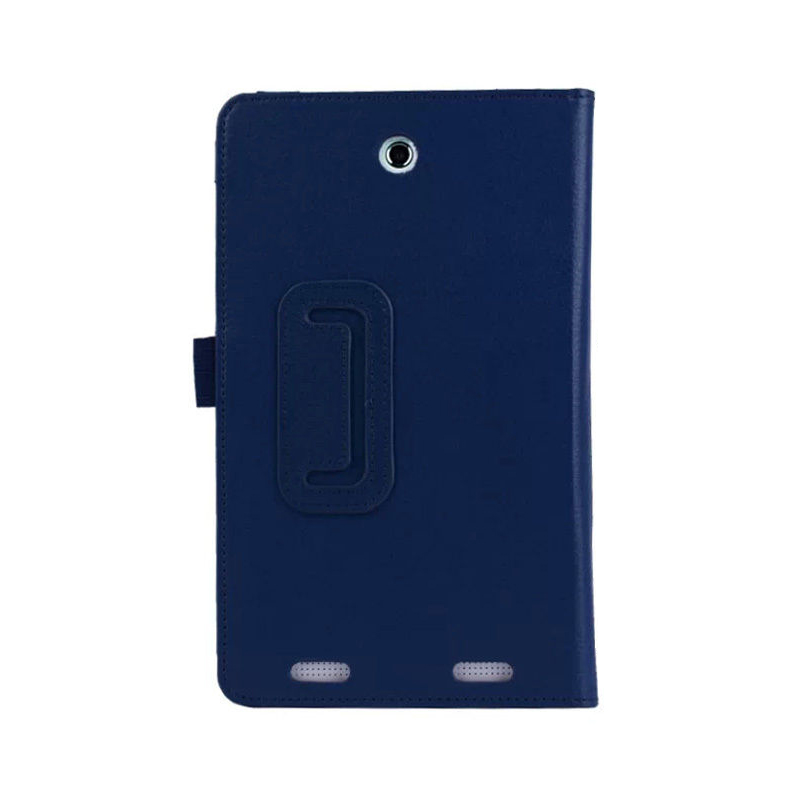 Luxury Stand Case Cover For Acer Iconia Tab 8 W1-810 8inch Tablet Dark Blue leather case for acer iconia one 10 b3 a40 luxury folio color printing cover case for acer iconia one b3 a40 10 1 stand case