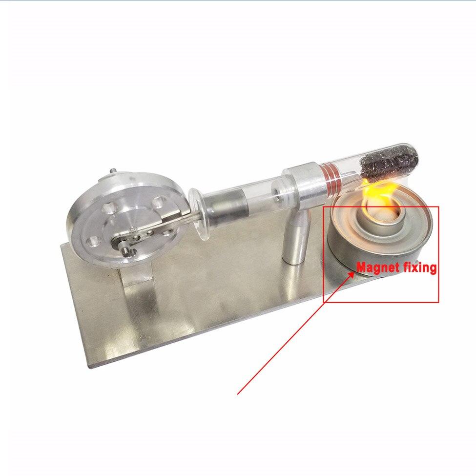 Lehrmaterial Neue Auflistung Boutique Sterling Generator Micro Motor Pädagogisches Modell Kind Geschenk