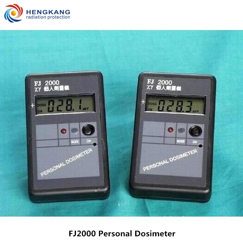 Direct Selling FJ2000 Smart Personal Nuclear Radiation Dosimeter Electronic Digital Display Gamma And X-ray Radiation Dosimeter