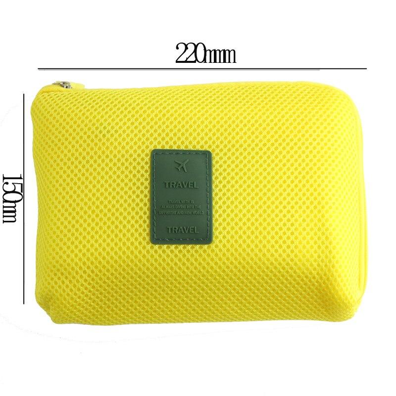 Korea resebyrå digital mottagning väska multi-funktion laddare - Resetillbehör - Foto 5