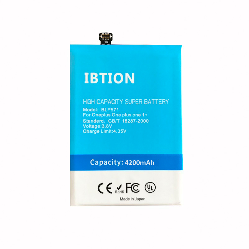 imágenes para 4200 mAh Batería Incorporada BLP571 Para OPO 1 + 64 GB 16 GB Teléfono En Stock Nave Libre + Pista código