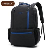15.6 Inch Laptop Backpack Notebook Business Leisure Backpacks Travel Rucksack Lightweight School Bag For Men Women D0341