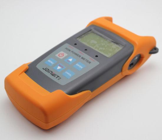 JW3213AV Handheld Fiber PON Power Meter and optical power meter VFL all in one Display for EPON GPONJW3213AV Handheld Fiber PON Power Meter and optical power meter VFL all in one Display for EPON GPON
