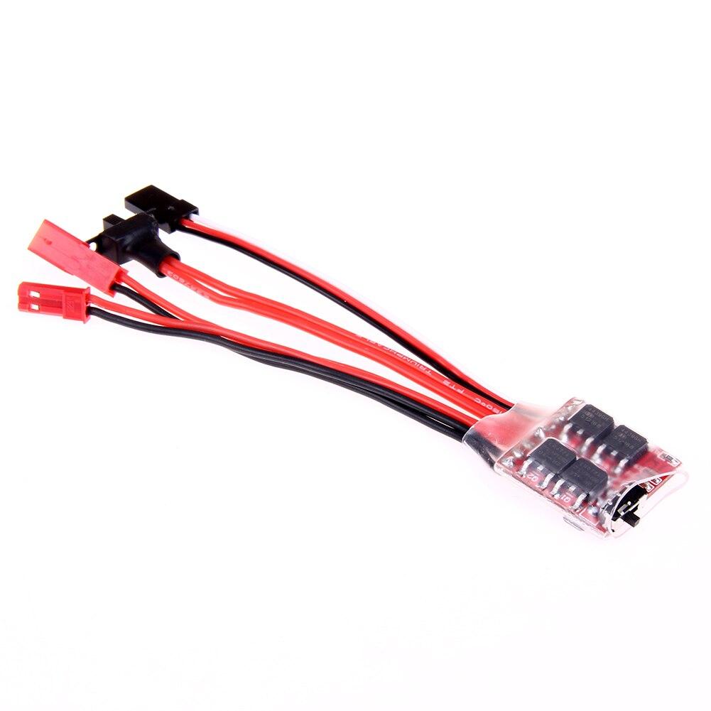 30A 2 кГц RC DWN n10202 лебедки переключатель предупредить Управление Лер для 1:10 модель лебедки RC части автомобиля запасных Запчасти дети Дистанци...