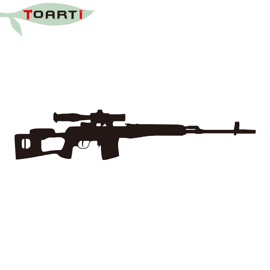 .308 Vinyl Decal Sticker Car Window Wall Bumper Gun Ammo Sniper Rifle M14 7.62