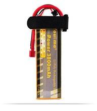 LiPo font b RC b font Battery You me 7 4V 3800MAH 35C AKKU For Trex