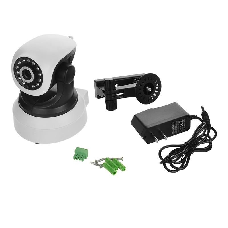 ENKLOV CMOS 300KP Wifi Wireless Home Security IP Camera Security Network CCTV Surveillance Camera IR Night Vision Baby Monitor