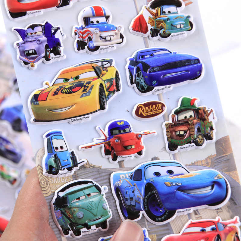 Detail Feedback Questions About 4pcs Cars Disney Cars 3 Stickers