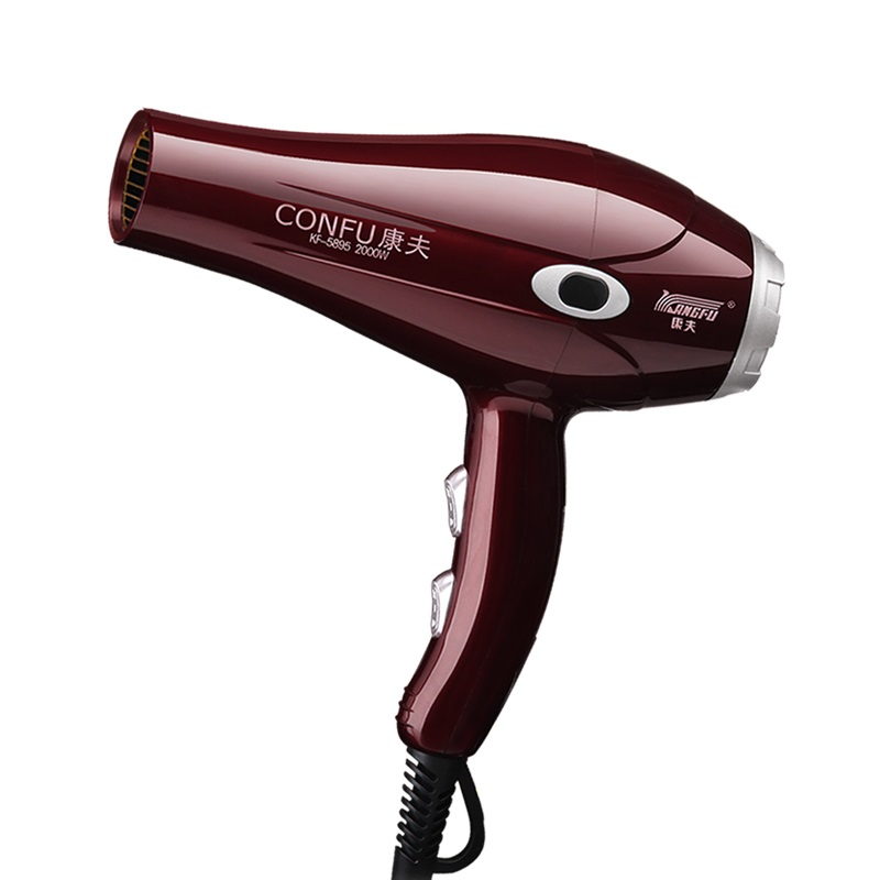 TBDX39-KF-5895,Professional high kf-5895 fukuda yasuo power hair dryer hair dryer thermostated mute hair-dryer цена и фото