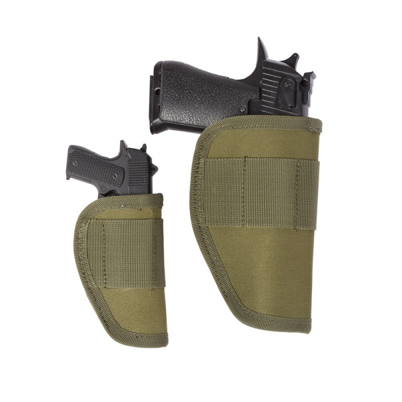 Gun Holster Concealed Carry Holsters Belt Metal Clip IWB OWB Holster Airsoft Gun Bag Hunting Articles Big Small Size