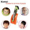 Kemei Professional Adult/Child Rechargeable Electric Hair Clipper Trimmer Barber Cutting Machine Cutter For Hairdressing Haircut