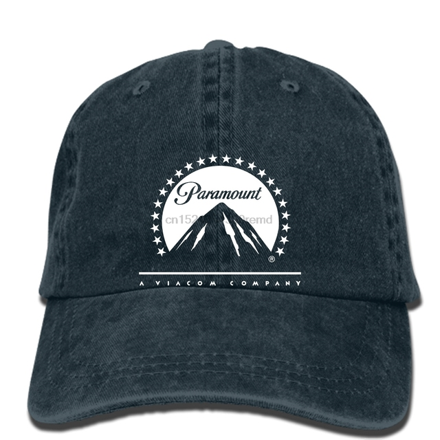 hip hop Baseball caps New Paramount Pictures Film company Logo hat ... dad0b5c7dd9