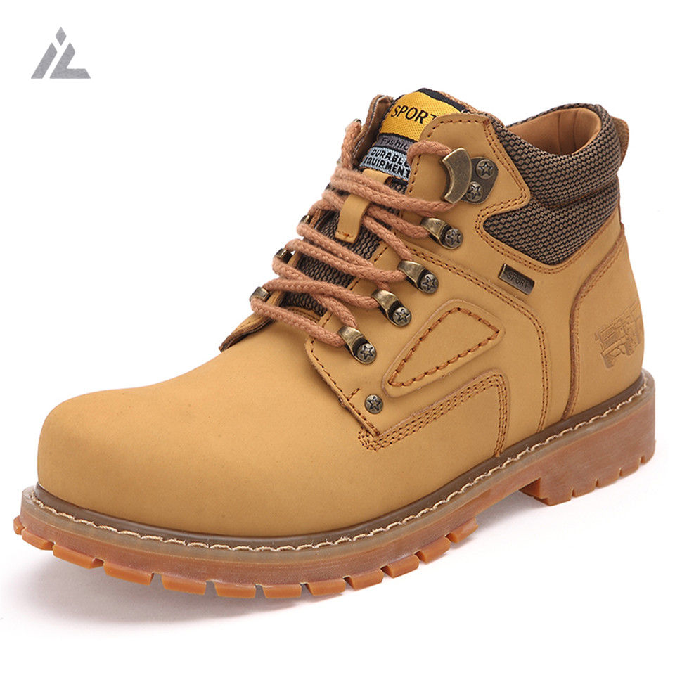 Online Buy Wholesale high quality work boots from China high ...