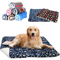 Dog Blanket Pet Bed Mat