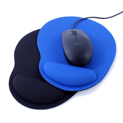 New wrist protect optical trackball pc thicken mouse pad support wrist comfort mouse pad mat mice.jpg 250x250