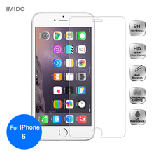 2pcs 9H Premium Glass Film For iPhone 6 Front Tempered Glass Screen Protector Cover On I6 Iphone6 A1549 A1586 A1589 4.7 inch