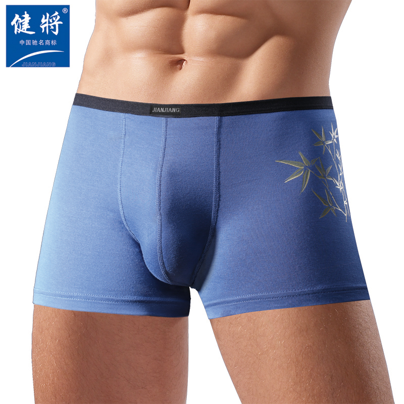 2013 sprinter spring and summer male breathable comfortable bamboo fibre male trunk