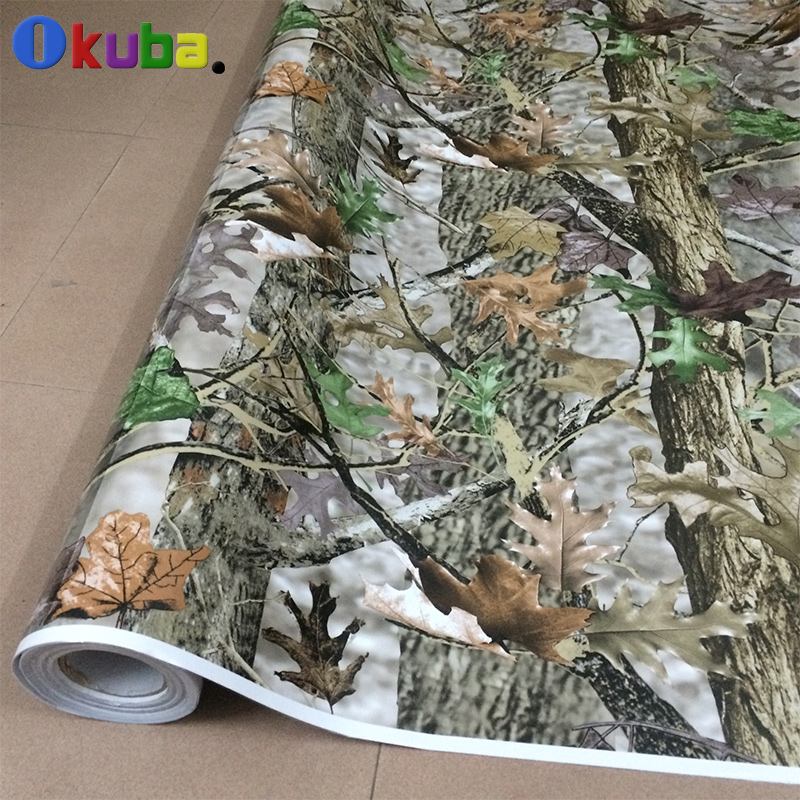 Mossy Oak Camo Vinyl Wrap Roll For Truck Jeep Suv Graphics