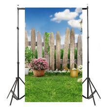 Небо сад фотографии Задний план Книги по искусству ткань студия фон реквизит День Святого Валентина фотографии Фоны для Studio 0.9*1.5 м
