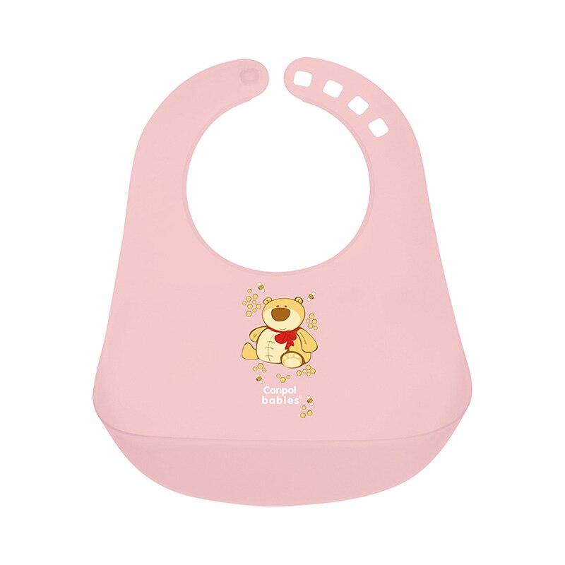 Фото - Bib Canpol Babies plastic pink plastic 1 3mm multi angle highlighter pen pink