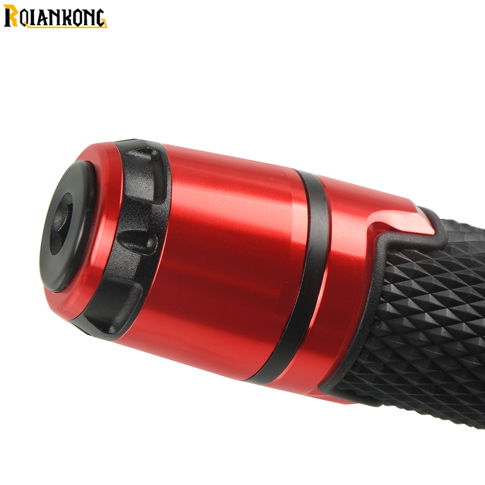 FOR DUCATI MONSTER 696 796 796 848 7 8 quot CNC plastic Universal Motorcycle Handle Handlebar Hand Bar Grip hand grips in Covers amp Ornamental Mouldings from Automobiles amp Motorcycles