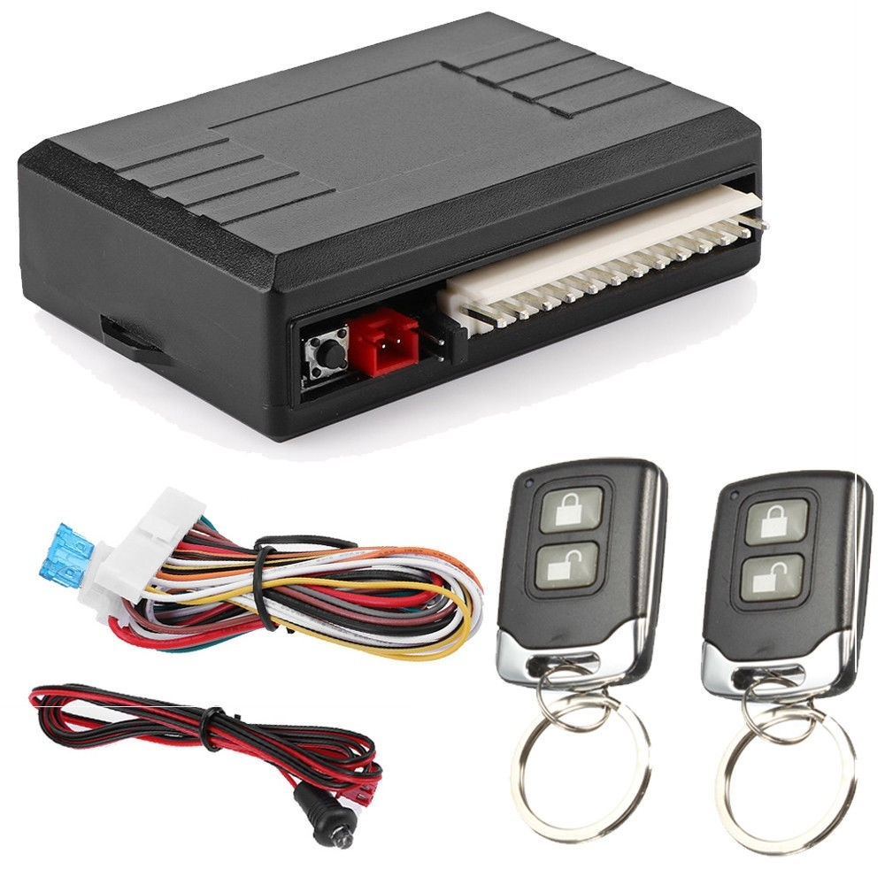 Car Auto Remote Central Kit Door Lock Vehicle Universal Car Remote Control Central Door Lock Locking With Remote Control