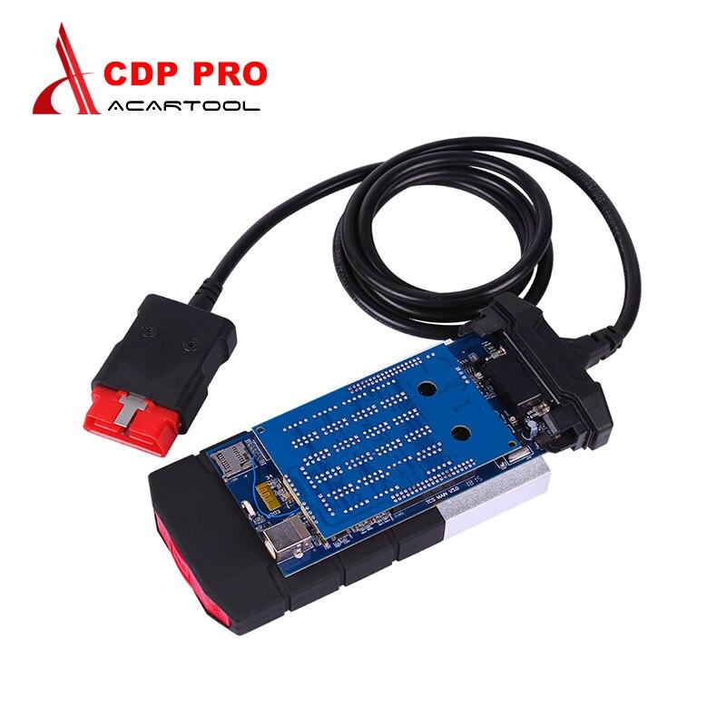 USB/Bluetooth TCS CDP Pro für Automotive Auto Lkw OBD2 Plus Keygen Aktivator Multi-sprache Auto OBD2 Diagnose werkzeug