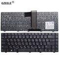 Клавиатура для ноутбука GZEELE  русская  для DELL Inspiron 15R 5520 7520 0X38K3 65JY3 065JY3  черная  без подсветки RU