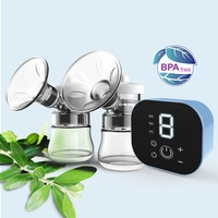 Smart Bilateral Large Suction Electric Silent Comfort Automatic Breast Pump Milking MachineBreast Pump Accessories