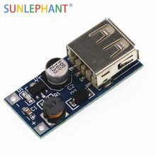 DC DC 0.9V-5V to 5V 600MA Power Bank Charger Step Up Boost Converter Supply Voltage Module USB Output Charging Circuit Board(China)