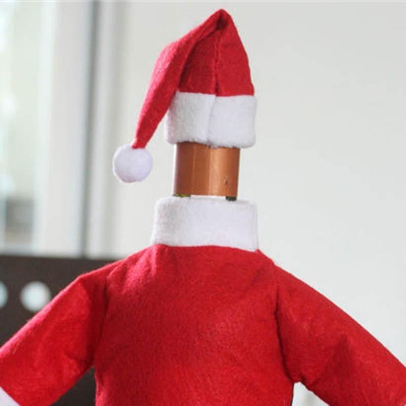 4pcs μόδα 2019 Χριστουγεννιάτικα - Προϊόντα για τις διακοπές και τα κόμματα - Φωτογραφία 4