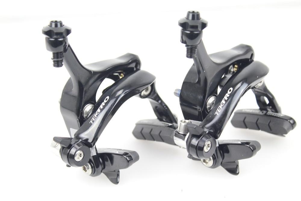Free Shipping TEKTRP-731 Direct Mount Brake TRP for Road Bike T731 for Triathlon Bike TT05 Front&Rear for Bike Frame стоимость
