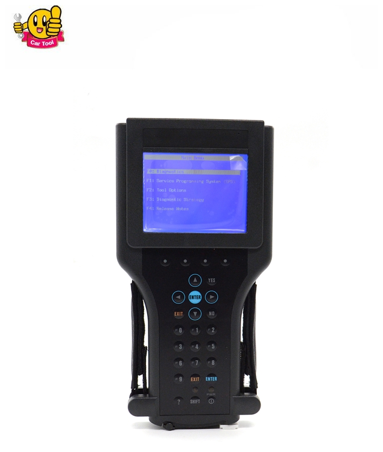 Without black box G M TECH2 Full Set Support 6 Software(G M,OPEL,SAAB I SUZU,SU ZUKI,HOLDEN) G M Tech 2 Scanner+Candi TECH 2