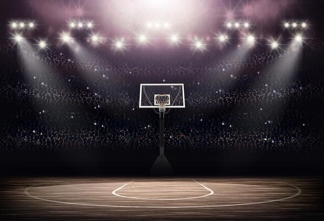 Vinyl Basketball Court Photography Children Backdrops Backdrop For Photography Background For ...