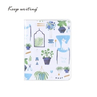A6 color notepad Student notebooks 80 sheets Cute  journal simplicity book Fresh styles planner Stationery